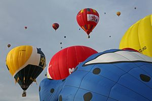 Hot Air Balloon Festival Saint Jean Sur Richelieu