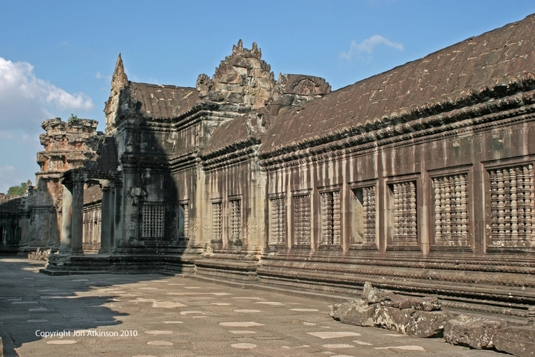 External Enclosure Wall, Angkor Wat