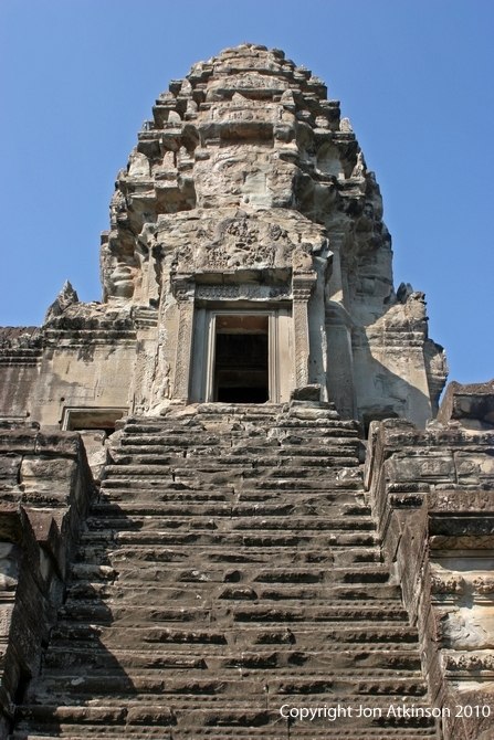 Central Tower, Angkor Wat