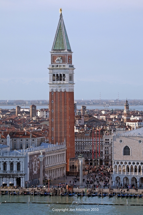 St. Mark's Campanile (Bell Tower)