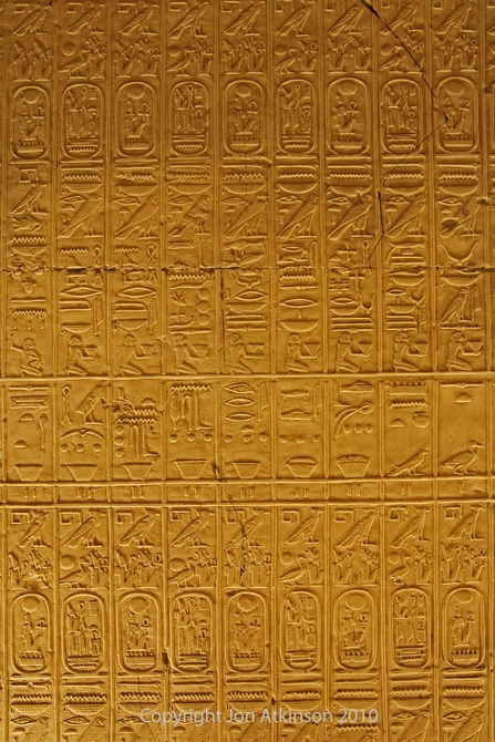 Abydos Kings List