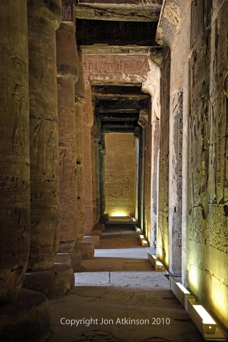 Hypostyle Hall, Temple of Seti I