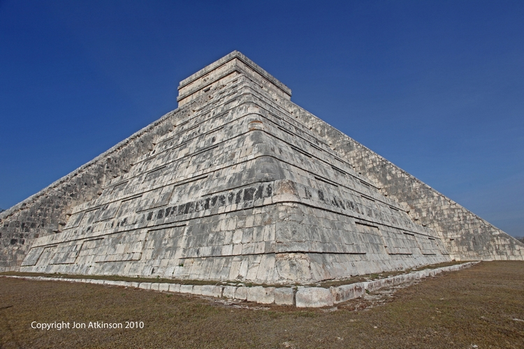 Pyramid of Kukulkan, Chichen Itza