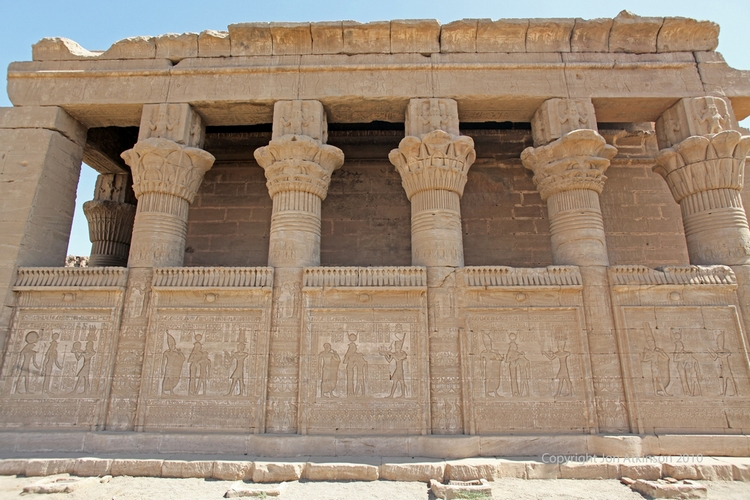 Birth house of Mammisi, Dendera