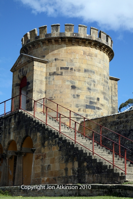 Guard Tower, Port Arthur